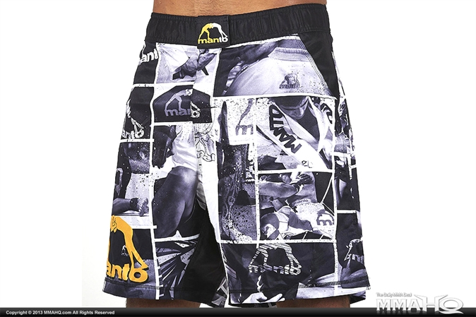 Manto Fight Shorts